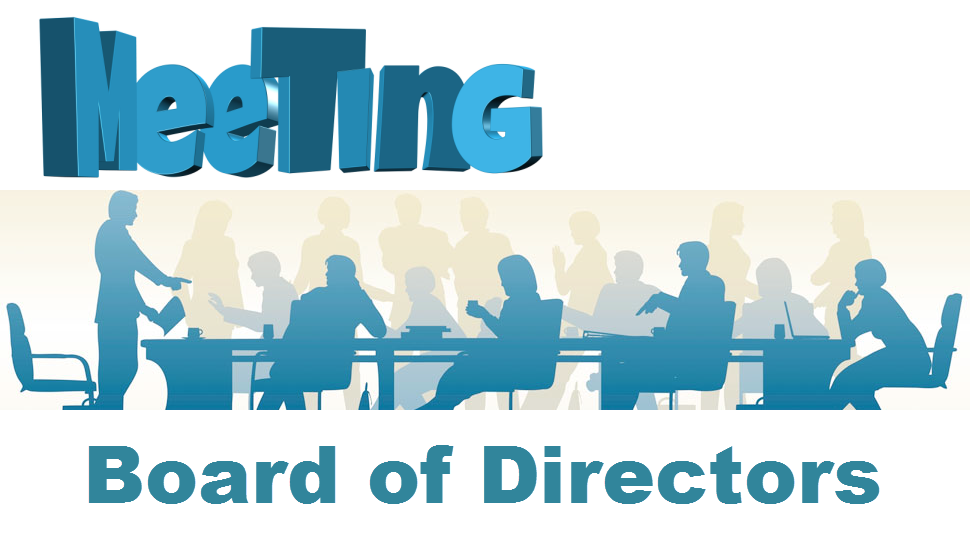 Board of Directors Meeting @ Waldo Real Estate | Ontario | Oregon | United States