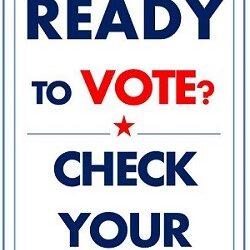 Is Your Voter Registration Current?
